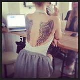 Anatomically Correct Wing Tattoo   236 x 236 jpeg 10kB