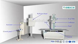 Photography X Ray Machine Medical Xray Equipment