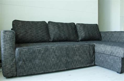 Ikea Manstad Sofa Bed Custom Slipcovers