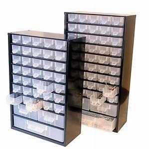 Casier A Tiroir : casier de rangement metallique 48 tiroirs ~ Teatrodelosmanantiales.com Idées de Décoration