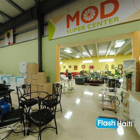 mod center department store home appliances