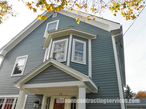 james hardie siding contractor    contracting