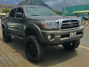 808stompin U0026 39 S 2009 Toyota Tacoma Double Cab 2wd Prerunner