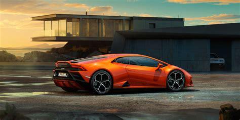 Lamborghini Huracan Evo Wallpapers by Lamborghini Huracan Evo 2019 Side View Hd Cars 4k
