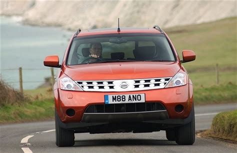 nissan murano  car review honest john