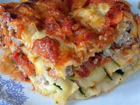 cuisiner chair à saucisse recette de lasagnes courgettes et chair à saucisses
