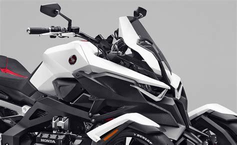Honda Neowing Leaning Three-wheeler Hybrid Concept