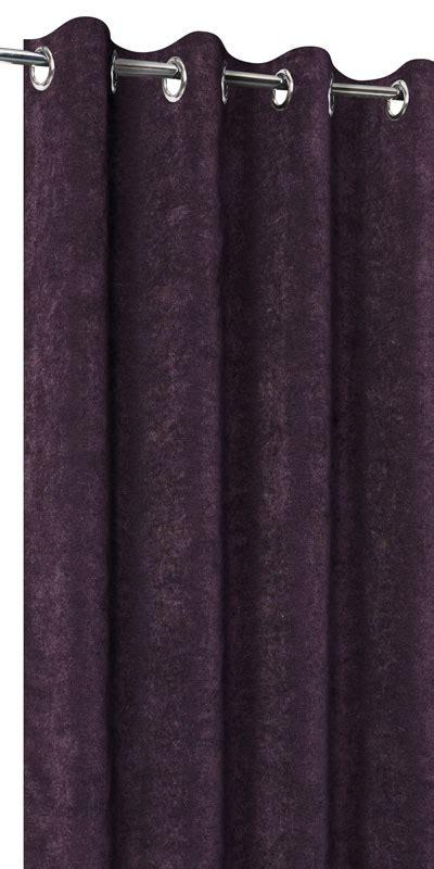 rideaux velours uni sur mesure acheter un rideau en velour pas cher