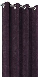 Rideaux En Velours : rideaux velours uni sur mesure acheter un rideau en velour pas cher ~ Teatrodelosmanantiales.com Idées de Décoration