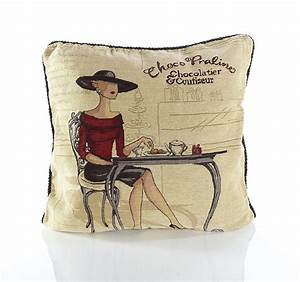 Coffee shop tapestry cushion covers dublin ireland for Sofa cushion covers ireland