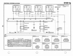 2008 Mazda 6 Factory Radio Wiring Diagram
