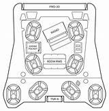 Polaris Rzr Vector Coloring Sketch Template sketch template