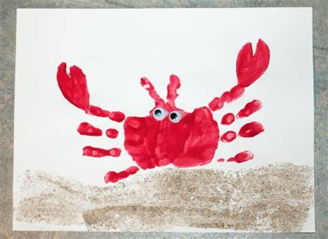 23 Cute And Fun Handprint And Footprint Crafts For Kids