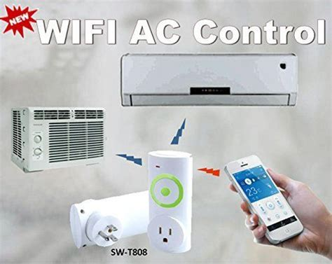 wifi smart ac plug  control  window air conditioners