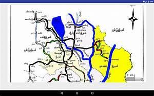 Myanmar Mile Road Map