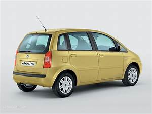 Fiat Idea Specs  U0026 Photos - 2003  2004  2005  2006  2007  2008  2009  2010