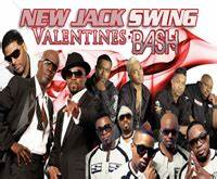 Big Super Arena Seating Chart New Jack Swing Valentines Bash Hampton Coliseum