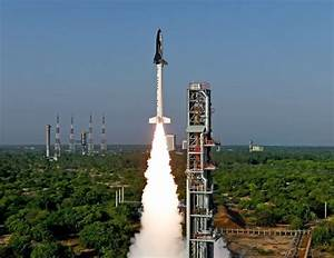 India's shuttle-like reusable spaceplane makes its first ...
