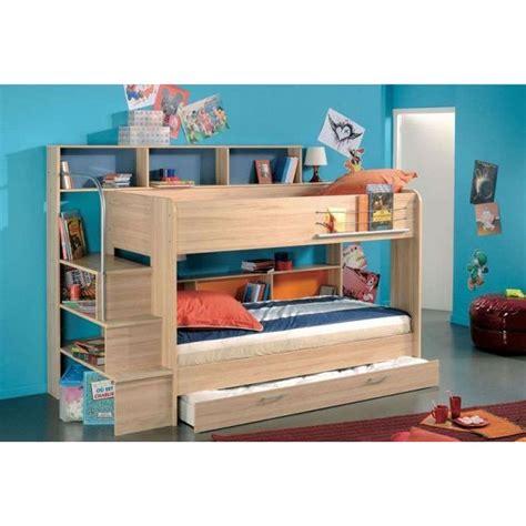 lit superpose enfant conforama chambre d enfant bibop par conforama