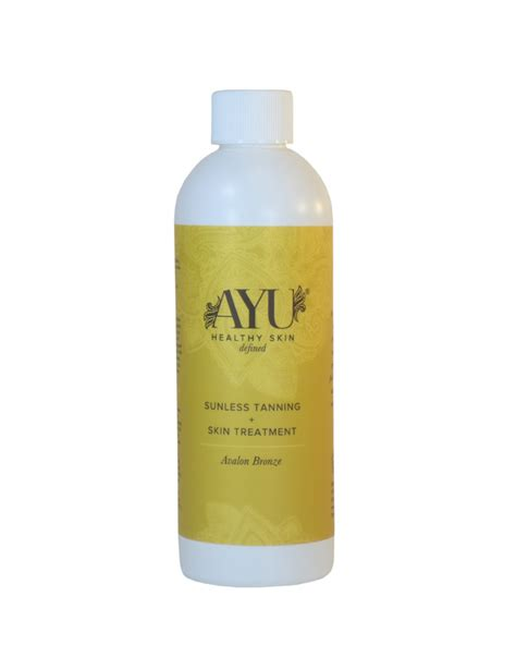 Ayu Sunless Manufacturer Of Sunless Tanning And Spa Products