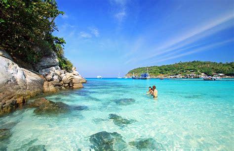 raya island coral island day tour semplice phuket tours
