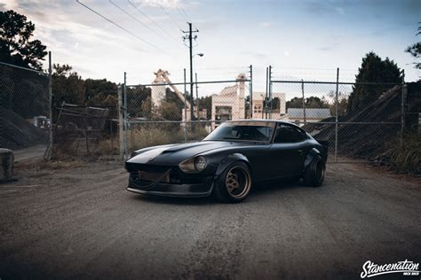 devil z wallpaper the devil z scott koehler 39 s datsun 240z stancenation