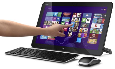 meilleurs ordinateurs de bureau dell xps 18 un tout en un convertible en tablette