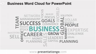 Word Cloud Business Powerpoint Tag Presentationgo Presentation