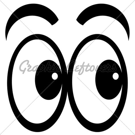 Anime Eyes Looking Left Looking 183 Gl Stock Images