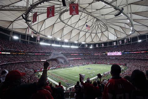Report: The date is set for the Georgia Dome's demolition