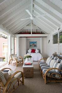 Hampton style home decor design pittwater sydney for Interior design bedroom with pool
