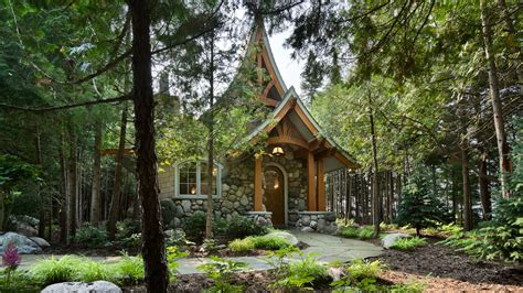 Fairy Tale Home Plans