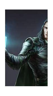 Loki Art New, HD Superheroes, 4k Wallpapers, Images ...