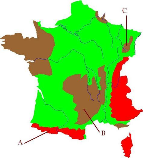 Carte De La Vierge Avec Les Massifs Montagneux by Carte Des Massifs Montagneux Reflectim