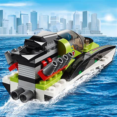 Lego Boat Racer by Lego City Race Boat