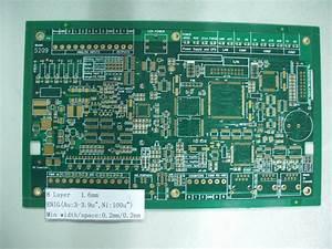China Printed Circuit Board (8 Layer) -2 - China Printed ...