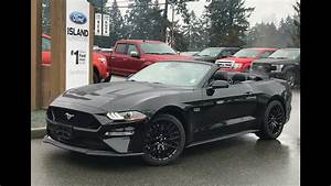 2020 Ford Mustang GT Premium Convertible Review| Island Ford - YouTube