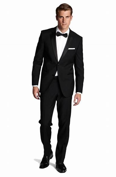 Tuxedo Suit Groom Transparent Boss Clipart Tuxedos