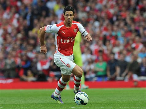 activity premier mikel arteta ready to accept arsenal 39 s one year contract