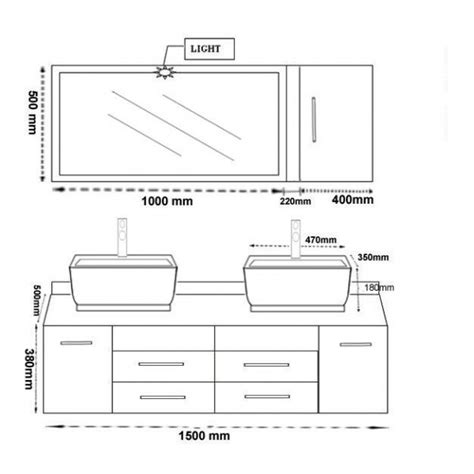 dimension vasque salle de bain dimension meuble salle de bain 28 images vasque salle de bain dimension alban salle