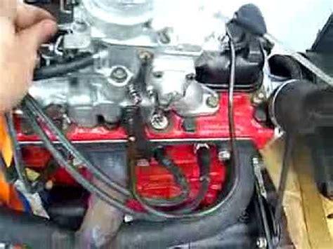 motor opel kadett   en banco de rodaje youtube