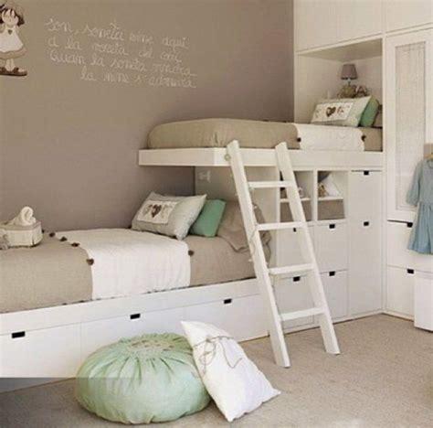 amenager une chambre pour 2 enfants les 25 meilleures idées de la catégorie chambre partagée