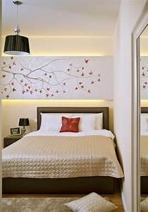 idees de deco chambre a coucher jouez couleurs 27 idees With idee chambre a coucher