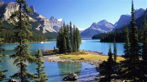 Maligne Lake - Lake in Jasper National Park - Thousand Wonders