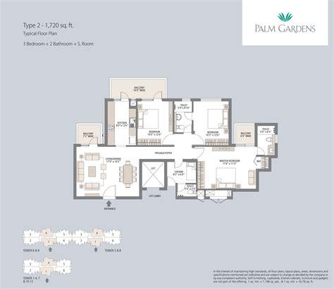 emaar mgf palm garden resale apartment in gurgaon sector 83