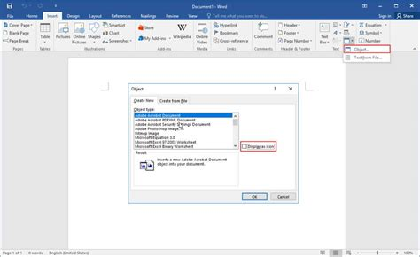 2 Ways To Insert A Pdf Into A Word Document  Wondershare Pdfelement