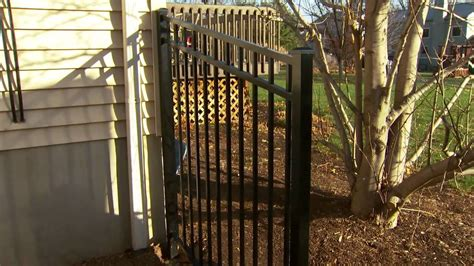 Decorative Metal Fence Installation Tips: Installing Posts