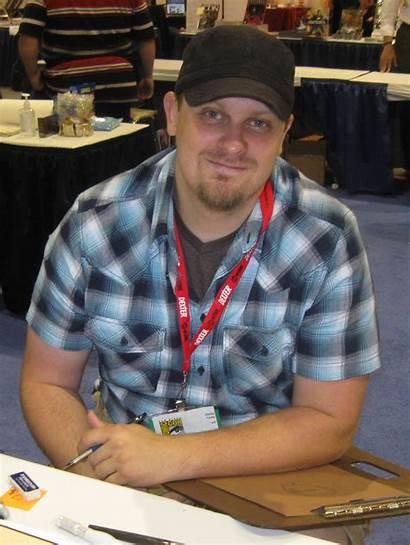 Young Skottie Artist He Scottie Marvel Comic