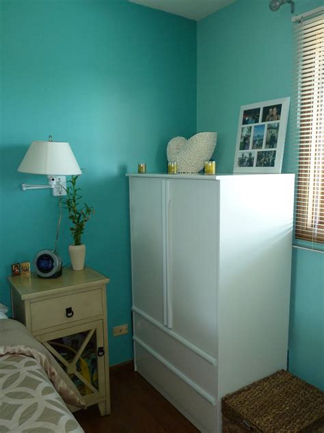 wall color behr teal zeal jamaica bay www homedepot