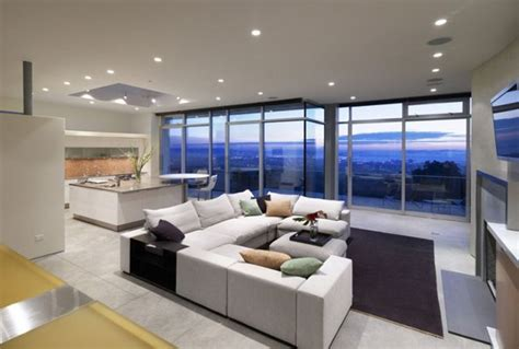 Genius Open Living Room Dining Room by 20 Modern Living Rooms With Open Floor Plans